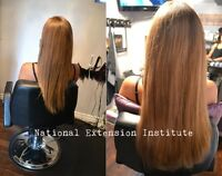 HAIR EXTENSION TECHNICIAN TRAINING COURSE - CUTTING INCLUDED!!