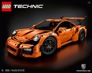 Lego Porsche 911 GT3 RS - Brand NEW Sealed! SOLD OUT EVERYWHERE!