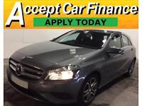 Mercedes-Benz A200 FROM £88 PER WEEK!