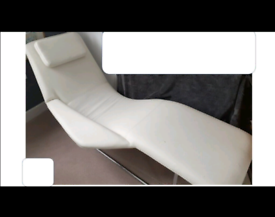 Chaise sofa by dwell
