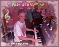 Pianiste-Claviériste-Chanteur ( Pierre Major )
