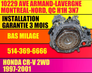 Transmission 2WD Automatique Honda CRV 1997 1998 1999 2000 2001
