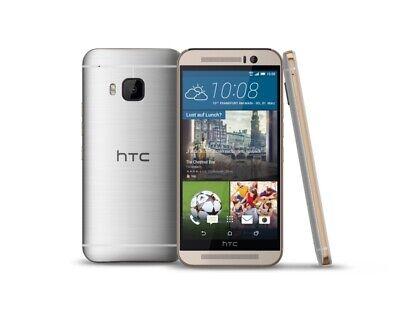 HTC ONE M9 - Gold on Silver ...::NEU::...