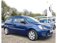 2006 56 FORD FIESTA 1.6 STYLE 16V 3D AUTO 100 BHP