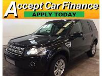 Land Rover Freelander 2 2.2Td4 ( 150bhp ) 4X4 2014MY XS FROM £77 PER WEEK