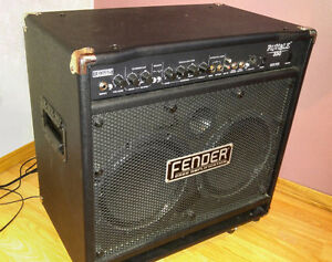 FENDER RUMBLE 350 FOR SALE OR TRADE