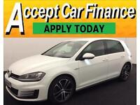 Volkswagen Golf FROM £88 PER WEEK!