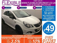 2014 VAUXHALL CORSA 1.6 VXR CLUBSPORT GOOD / BAD CREDIT CAR FINANCE AVAILABLE