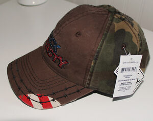 Duck Dynasty CAMO Outdoor Cap, Brand New with Tags, Adjustable