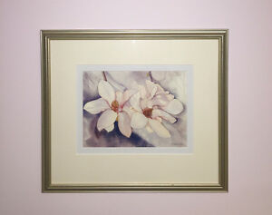 Magnolias limited edtion print by Mary Dawn Roberts