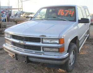 PARTING OUT 1996 CHEV 1500 - BA1674