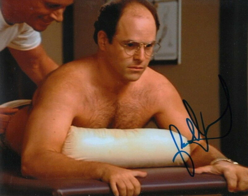 JASON ALEXANDER.. Seinfeld's George Costanza - SIGNED