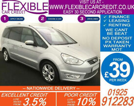 2010 FORD GALAXY 2.0 TDCI TITANIUM GOOD / BAD CREDIT CAR FINANCE AVAILABLE