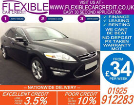 2013 FORD MONDEO 1.6 TDCI TITANIUM X GOOD / BAD CREDIT CAR FINANCE AVAILABLE