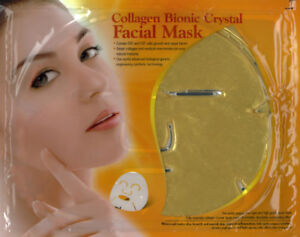 Gold Collagen Bionic Crystal Facial Mask
