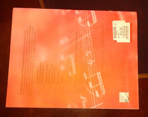 Brend New Music theory books Kitchener / Waterloo Kitchener Area image 2