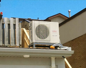 REPARATION CLIMATISEUR THERMOPOMPE HAIER FUJITSU CARRIER RUUD