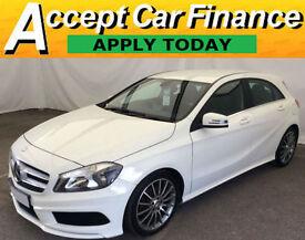 Mercedes-Benz A180 FROM £88 PER WEEK!