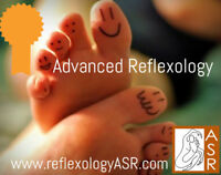 Fredericton Advanced Foot Reflexology Professional Certification