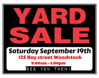 Huge Yard Sale and Estate Sale!!!!