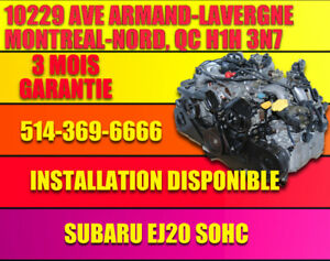 USED SUBARU FORESTER SG 2003 2004 2005 ENGINE, EJ253 EJ203