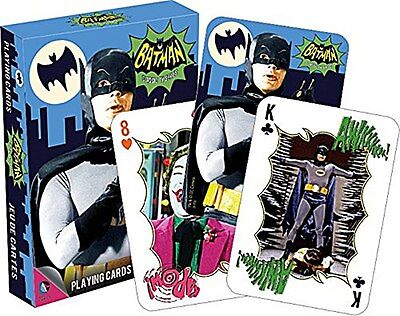 Batman TV Series set of  playing cards (nm 52306)