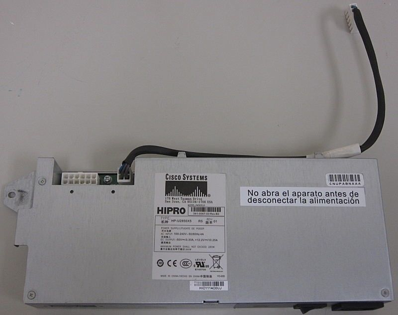 Cisco PWR-2901-POE - Power supply