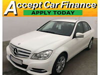 Mercedes-Benz C180 1.6 Executive SE FINANCE OFFER FROM £83 PER WEEK!