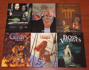 BD - Bandes dessineés  - Grand format