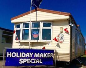 Static Caravan Nr Clacton-on-Sea Essex 3 Bedrooms 8 Berth Willerby Lyndhurst