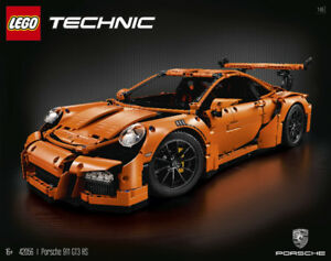 Lego Technic - Porsche 911 GT3 RS set # 42056