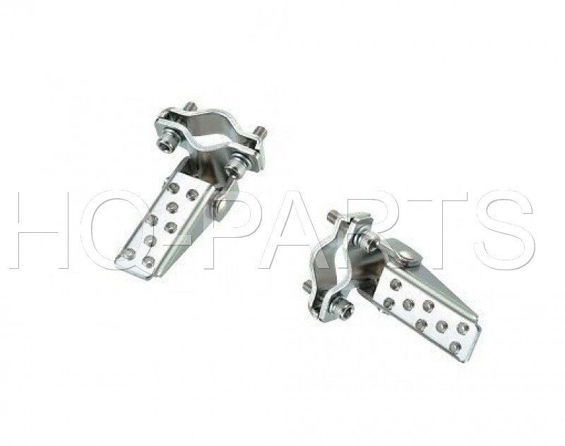SHOW BIKE BILCYCLE FOLDABLE FOOT STEP PEGS STAND BMX MTB