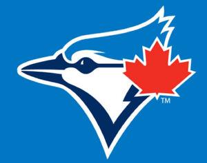 CANADA DAY Weekend Blue Jays Tickets!! 100 level CF Row 3