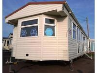 Static Caravan Clacton-on-Sea Essex 2 Bedrooms 6 Berth ABI Sunningdale 2003 St