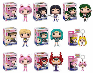 """Authentic Funko Pop NEW SAILOR MOON W2 """"kayys collection"""""""
