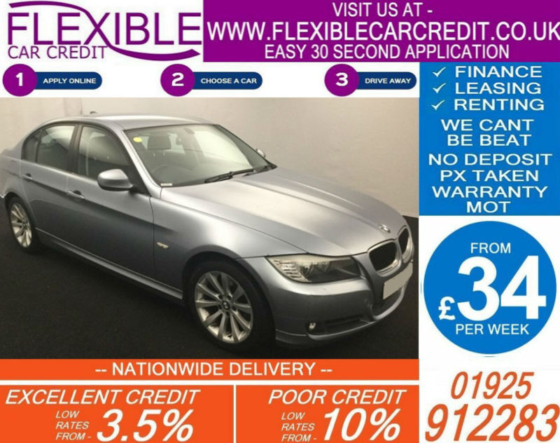 2010 BMW 320D SE BUSINESS EDITION GOOD / BAD CREDIT CAR FINANCE AVAILABLE
