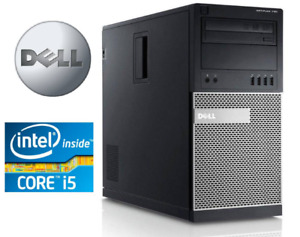 Dell 790 CORE i5-2500 @ 3.3 GHz/ 6 gigs RAM / 500 gig HD