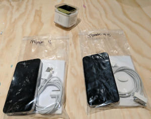 2 (Two) iPhones 4s & 4 and iPod Nano 16GB Unlocked