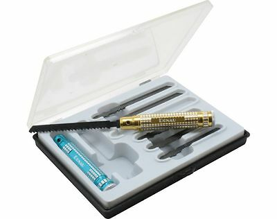 Qualitäts Mini Profiline Mini Handsägen Set, 8-Teilig! Ideal für Modellbau! Neu!