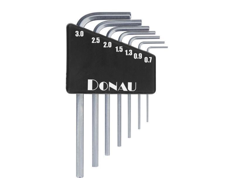 Sechskantschlüssel Set 0,7mm-3mm Winkelschlüssel Sechskant Inbus Werkzeug Satz