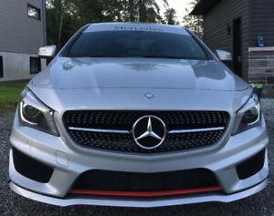 Mercedes Benz CLA 250 4 matic- Transfert de bail