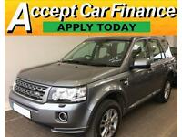 Land Rover Freelander 2 2.2eD4 ( 150bhp ) 2014MY XS
