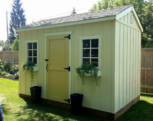 SHEDS NIAGARA - Will BEAT Any Competitors Price!!