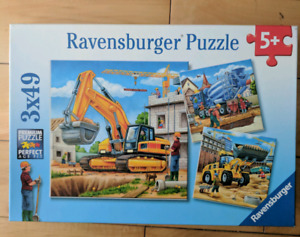 Children puzzles & games - as new