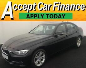 BMW 320 2.0TD auto 2013MY d Sport FROM £62 PER WEEK