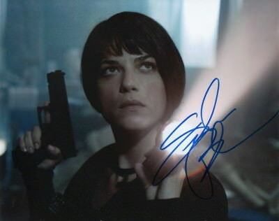 Selma Blair   Hellboy Ll  The Golden Army   Signed