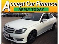 Mercedes-Benz C250 FROM £83 PER WEEK!