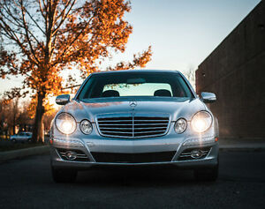 2009 Mercedes-Benz E-Class 3.0L Diesel Sedan