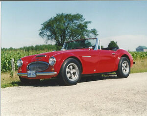 Wanted: Sebring 5000 or Saxon kit car