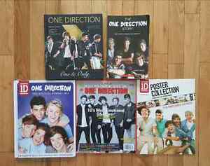 One Direction Book Lot